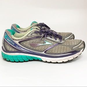 Brookes GHOST 7 Women's Running shoes, sz 10